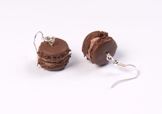 bo macarons chocolat