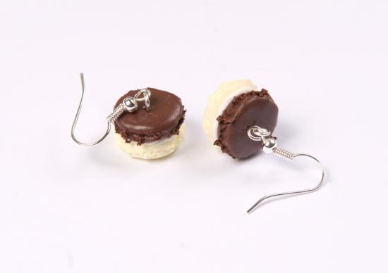 bo macarons choco/vanille