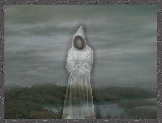 Les mysteres de l 39 allier - Dessin de fantome qui fait peur ...
