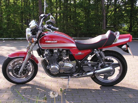 Les Zephyr 1100 - 750 - 550
