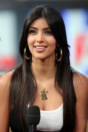 La belle Kim Kardashian