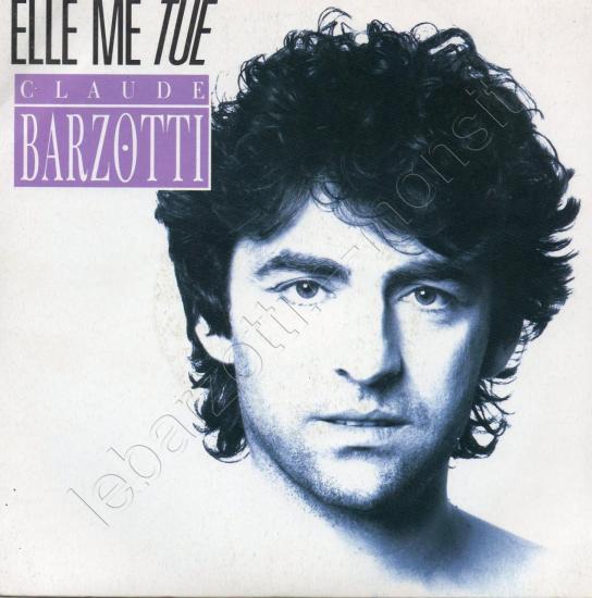 45 tours Elle me tue / Ma maison 1988