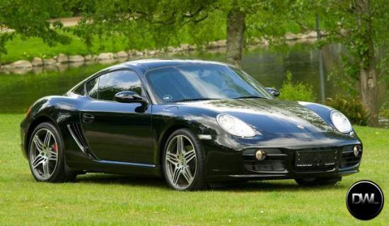 Porsche Cayman S Serie