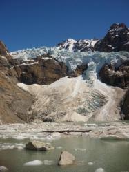 Glaciar piedras blancas - El Chalten