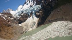 Glaciar pedras blancas - El Chalten