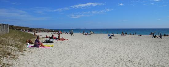 La commune de tr gunc poss de 23 km de rivage constitu - La plage parisienne port de javel haut ...