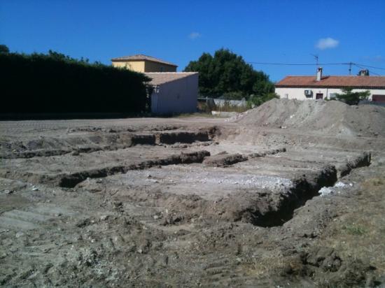 Fondation selon tude de sol for Etude de sol fondation
