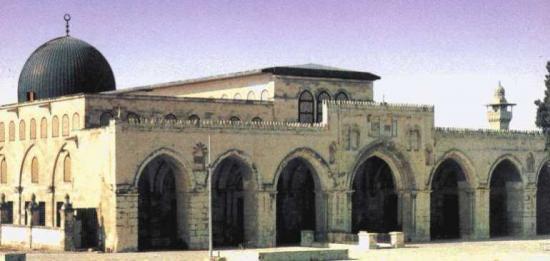la mosquée al-Aksa