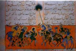 L'armée ayyubide à la fin du XII° siècle