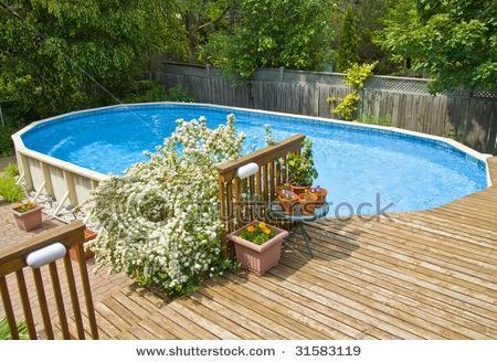 piscine hors terre a807 c