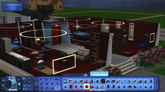 comment construire un immeuble dans les sims 3