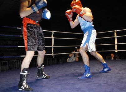 Trouver un partenaire pour faire de la boxe