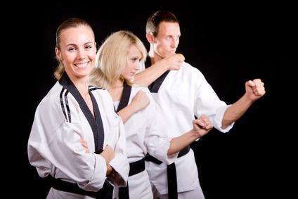Faire du judo en club avec des amis
