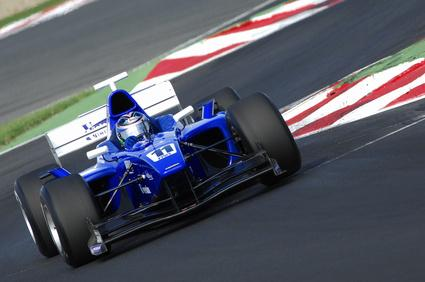 Faire du sport automobile et rencontrer des pilotes for Garage formule m