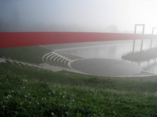 L'Amphithéâtre (Base de Loisirs  Cergy-Neuville)