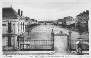Montluçon-caserne Richemond