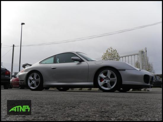 Rénovation 996 Carrera 4S