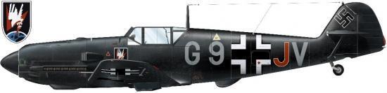 Messerschmitt Bf 109 E-7