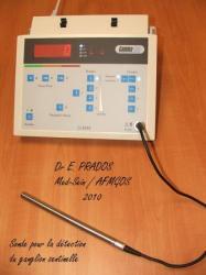 Sonde de détection de ganglion sentinelle / Med-Sein / AFMGOS / Dr E. PRADOS