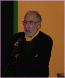 Michel Vié, président Ass. jumelage