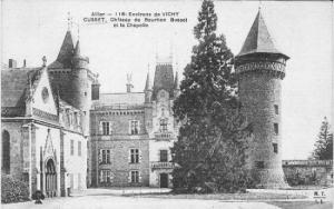 Cusset-Château de Bourbon
