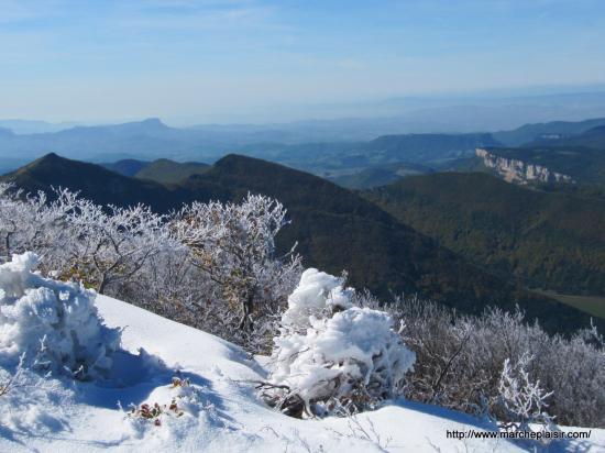 Automne neigeux en Vercors