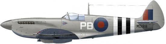 Spitfire Mk VII