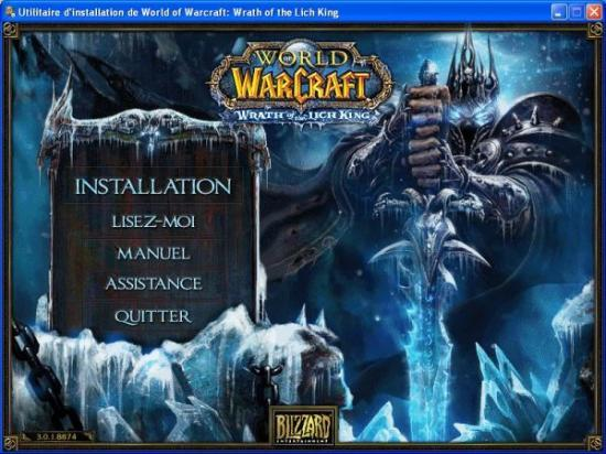 GRATUITEMENT TÉLÉCHARGER WOTLK CLUBIC WORLD OF WARCRAFT