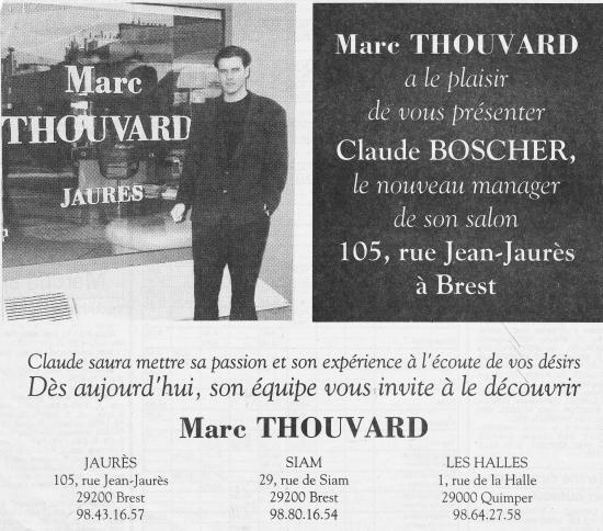 Ouest-France Salon Marc Thouvard