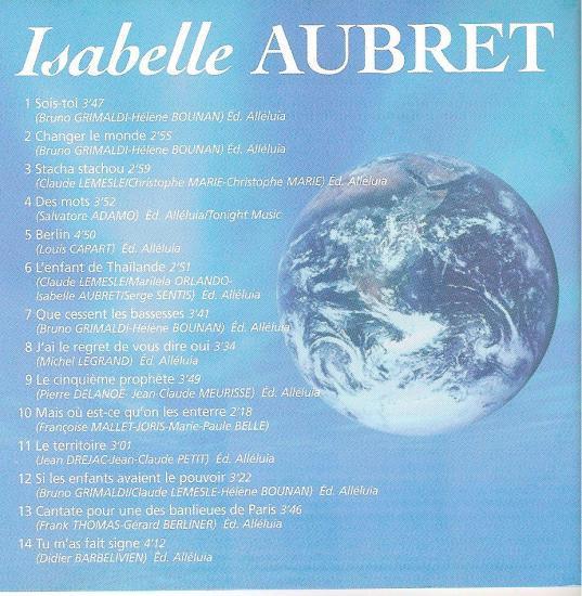 Isabelle Aubret Elle Chante Ferrat Depuis 1961