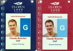 US Open 1999 & 2000