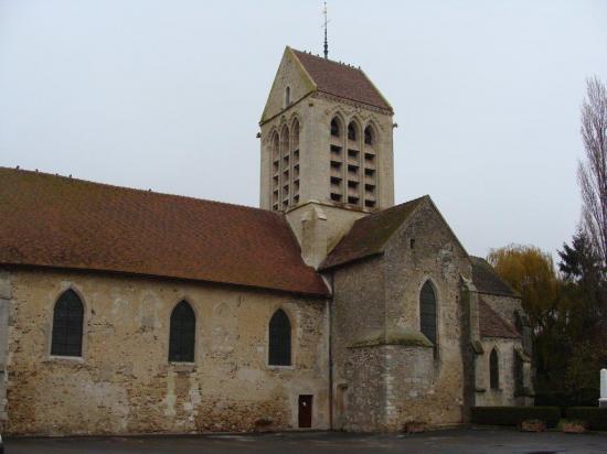Eglise La Chapelle-Monthodon