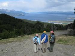 Caminata al glaciar Martial - Ush
