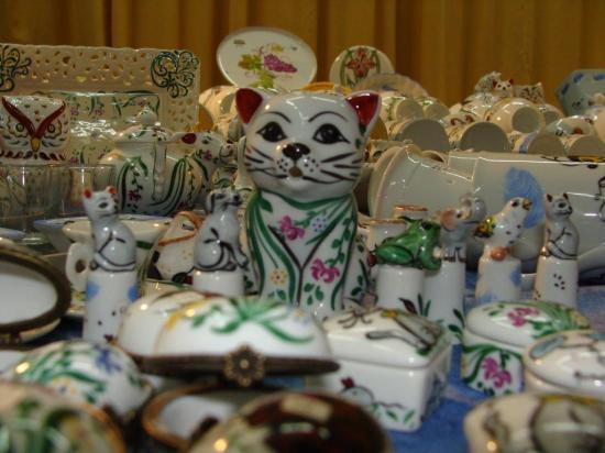 Fête des teeroirs et des métiers d'art au Breuil (51)