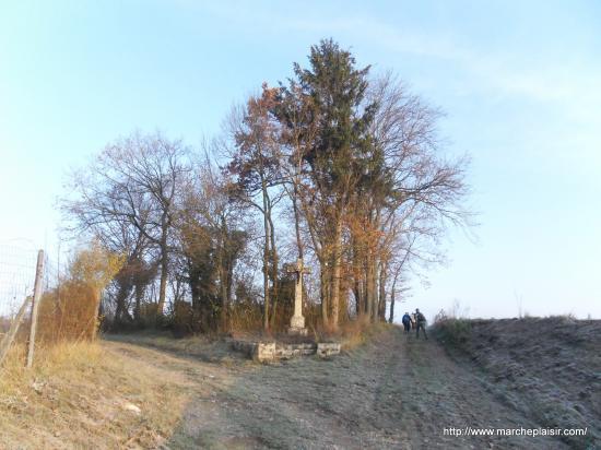 Calvaire vers Delincourt (60)