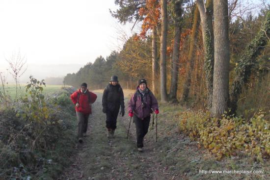 Maryse, Catherine, Annick
