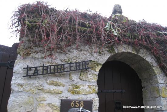 Porche à Delincourt ( 60 )