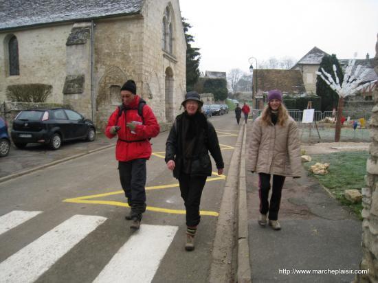 Serge, Catherine, Laura