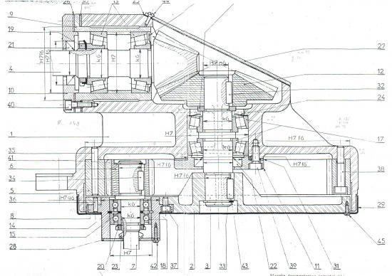 conception compl u00e8te d u0026 39 un batteur m u00e9langeur industriel