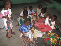 L'animation des enfants de 3 à 5 ans leur permet de s'épanouir dans tous les domaines.