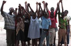 Le Club des enfants vise à développer leur protection à travers de multiples activités de sensibilisation.