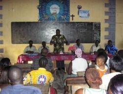La réalisation de ces formations a permis la mise en place de cellules de protection de l'enfant dans les écoles.
