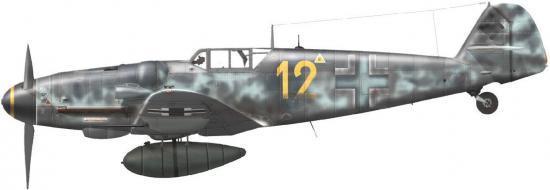 Messerschmitt Bf 109 G-6