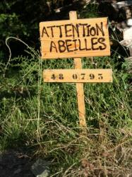 Attention abeilles !