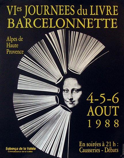 journées du livre 1988