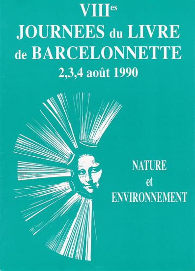 journées du livre 1990
