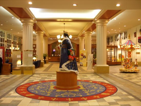 S jour sans forfait disneyland r servation d 39 hotel en for Chambre castle club disneyland hotel