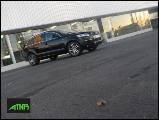 Rénovation et Nettoyage Audi Q7
