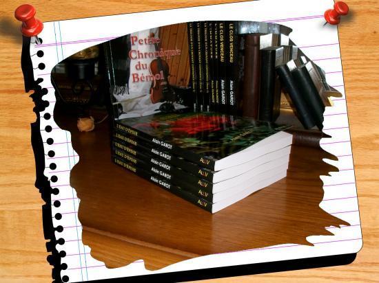 Les livres de Alain GAROT