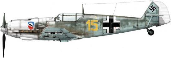 Messerschmitt Bf 109 E-1
